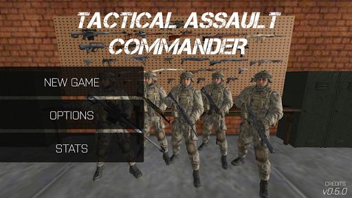 Tactical Assault Commander 1.4.0 screenshots 1
