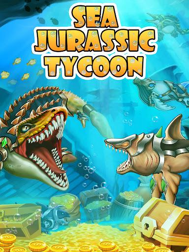 Sea Jurassic Tycoon 12.86 screenshots 1
