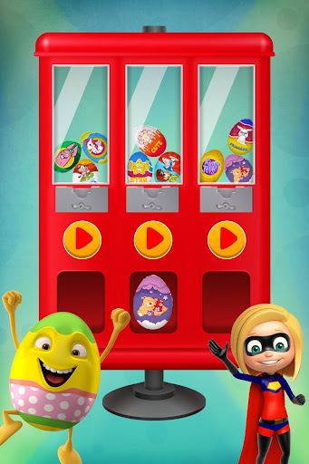 Gumball Machine eggs game - Kids game 2.7.0 screenshots 4