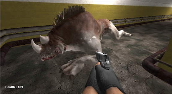 Zombie Evil Kill – Dead Horror FPS Mod Apk (Dumb Enemy) 3