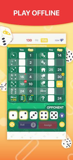 Yatzy - Dice Game  screenshots 5