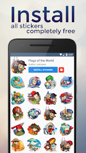 Stickers for Telegram Apk Download NEW 2021 2