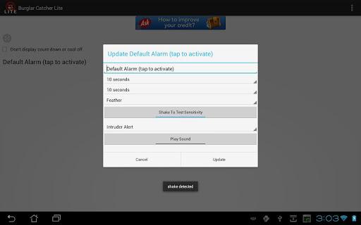 Burglar, Thief Catcher Lite For PC Windows (7, 8, 10, 10X) & Mac Computer Image Number- 10