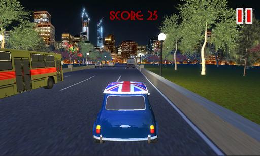 Télécharger Gratuit Nuit Trafic Routier Voiture Jeu de Course - Rocket mod apk screenshots 3