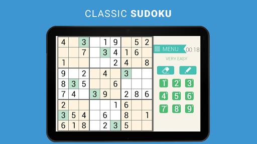 Sudoku classic   Free puzzle game   Easy sudoku 3.8.3 screenshots 6