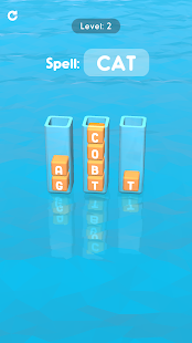 Letter Sort 3D 0.7 APK + Modificación (Unlimited money) para Android
