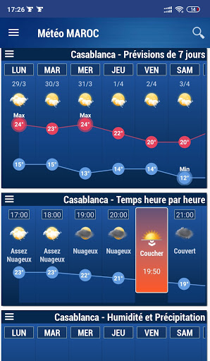 Morocco Weather  Screenshots 3