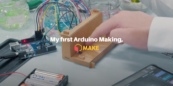 MAKE – Maker coding solution with arduino IDE Apk Download 3