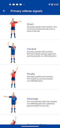 laws of rugby screenshot 3