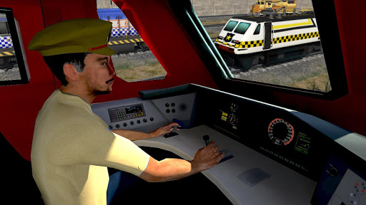 Indian Police Train Simulator apkdebit screenshots 5