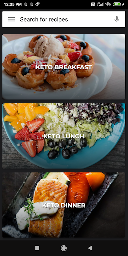Foto do Keto Diet : Low Carb Recipes for Weight Loss