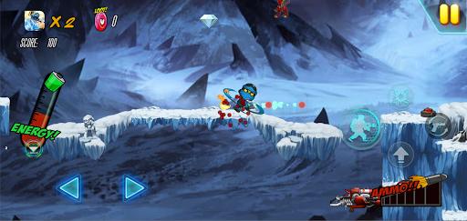 Code Triche Ninja Rescue GO : Battle Of Spinjitzu (Astuce) APK MOD screenshots 2