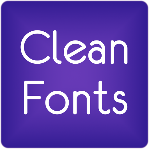 Fonts Clean for FlipFont® Free For PC Windows (7, 8, 10 and 10x) & Mac Computer