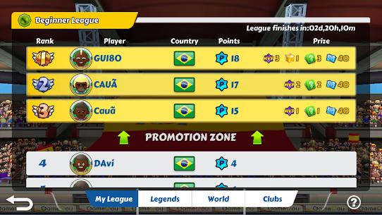Mobile Football MOD APK 2.0.10 (Ads Free) 8