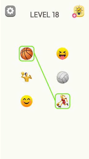 Emoji Puzzle: Emoji Match & Emoji Connect  screenshots 7