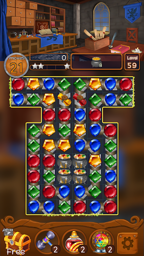Jewels Magic Kingdom: Match-3 puzzle 1.8.20 screenshots 5