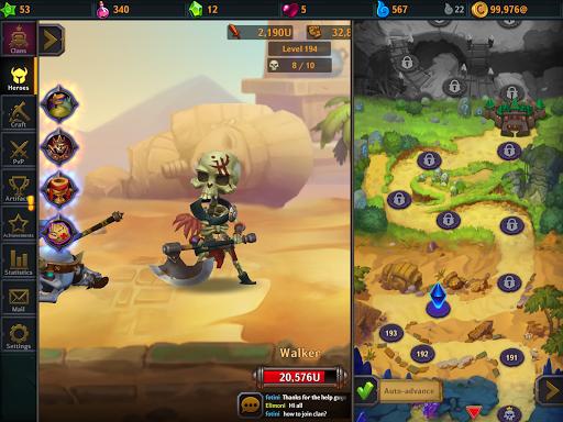 Dungeon Crusher: Soul Hunters  screenshots 12