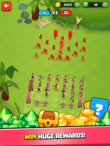 Battle Simulator: Warfare  screenshots 10