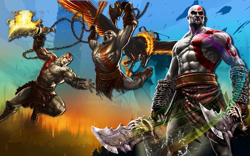 kratos God of Battle 1.5 screenshots 1
