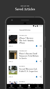 The Wall Street Journal v4.27.1.3 Subscribed APK 3