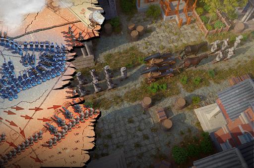 War and Peace: The #1 Civil War Strategy Game  screenshots 2
