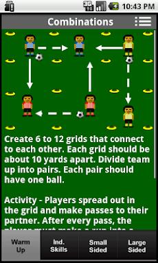 Soccer Coaching Plans U10-U14のおすすめ画像3
