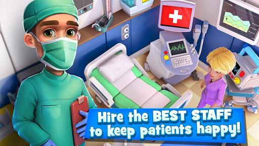 Dream Hospital - Health Care Manager Simulator apkpoly screenshots 21