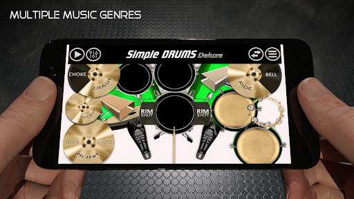 Simple Drums Deluxe - The Drum Simulator  Screenshots 15