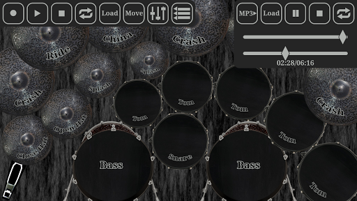 Drum kit metal  Screenshots 5