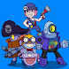 Stickers de Brawlers para Whatsapp - Androidアプリ