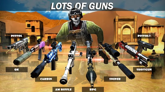 Modern Force Multiplayer Online: Shooting Game Online Hack Android & iOS 2