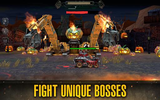Dead Paradise: Car Shooter & Action Game 1.7 screenshots 11