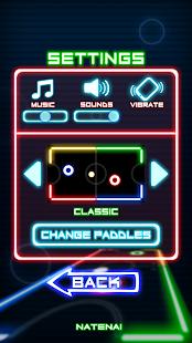 Glow Hockey screenshots apk mod 5