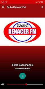 Radio Renacer FM Paraguay 4.0.1 screenshots 1