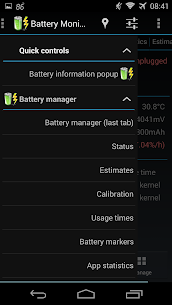 3C Battery Manager Pro Mod Apk (Pro/Paid Features Unlocked) 5