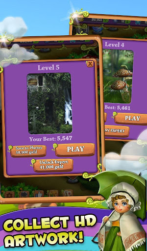 Lucky Mahjong: Rainbow Gold Trail apkpoly screenshots 16
