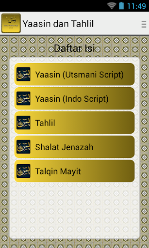 Yaasin Tahlil dan Talqin For PC Windows (7, 8, 10, 10X) & Mac Computer Image Number- 5