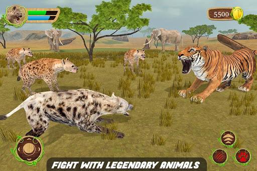 Savanna Simulator: Wild Animal Games  screenshots 6