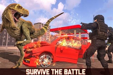 Dinosaur Simulator: City Battleground For Pc – Free Download And Install On Windows, Linux, Mac 1