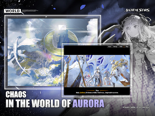 Alchemy Stars Apkfinish screenshots 17