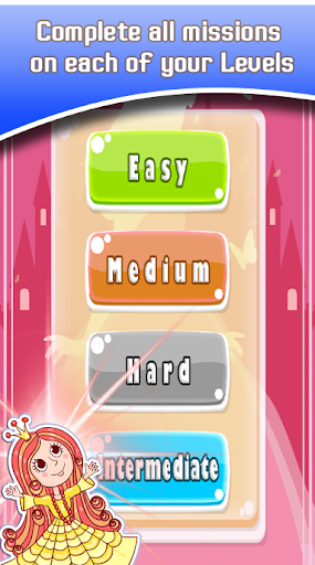princess memory match game screenshot 2