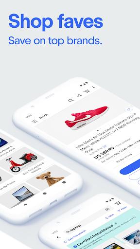 eBay marketplace: Buy, sell & save money on brands