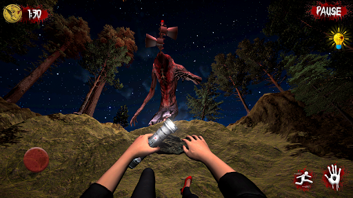 Siren Head Game: Horror Hospital Apkfinish screenshots 4