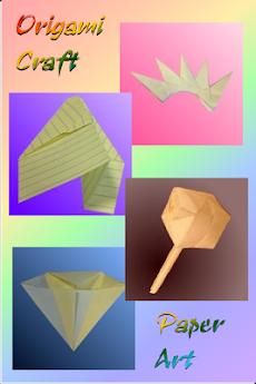 Origami Craft Paper Artのおすすめ画像5