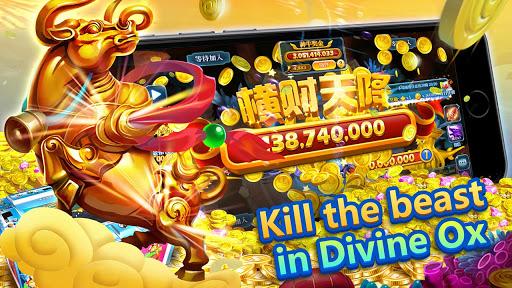 Fishing Casino - Free Fish Game Arcades  screenshots 4
