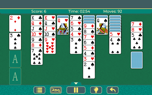 Solitaire Klondike classic. 2.2.12.RC de.gamequotes.net 1