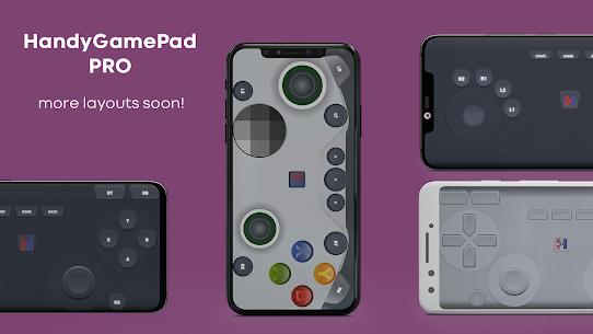 HandyGamePad PRO – mobile gamepad and joystick (MOD APK, Paid) v4.19-pro 5