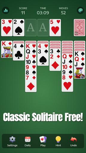 Solitaire - Classic Card Game, Klondike & Patience https screenshots 1