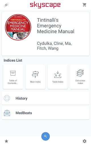 Tintinalli's Emergency Medicine Manual App  Screenshots 14