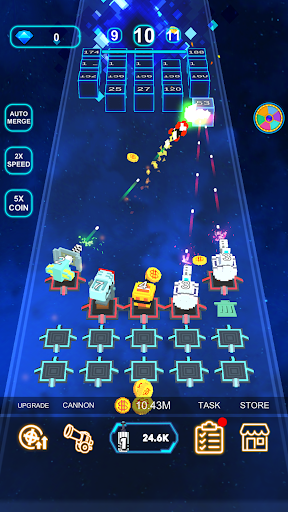 Merge Tower Defense screenshots 4